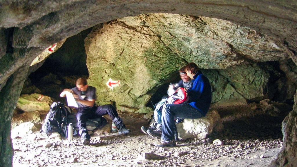 jaskinia mylna szlak