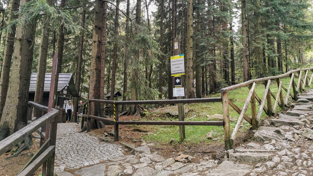 Wodospad Kamieńczyka - Szklarska Poręba i okolice