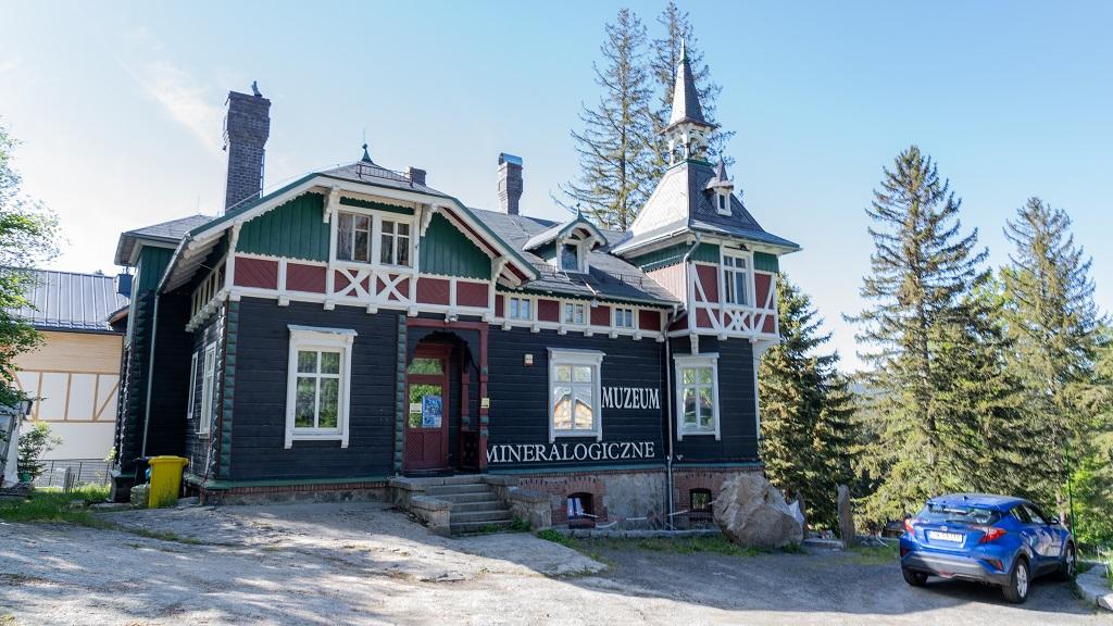 Szklarska Poręba - Muzeum Mineralogiczne