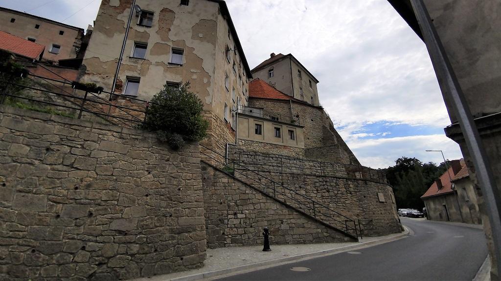 Bystrzyca Kłodzka mury