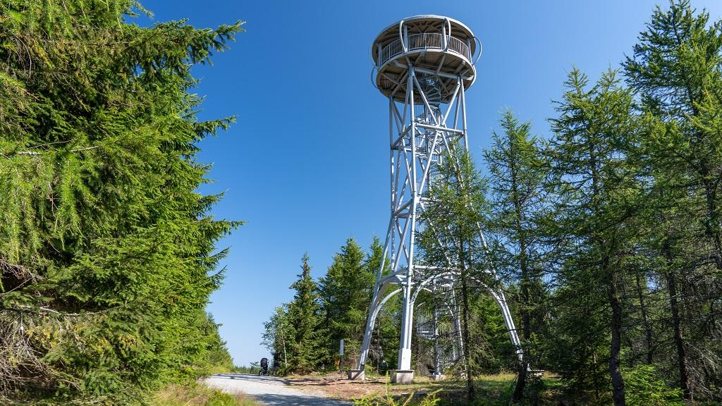 Jagodna Wieża Widokowa