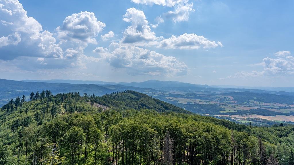 Kłodzka Góra Panorama