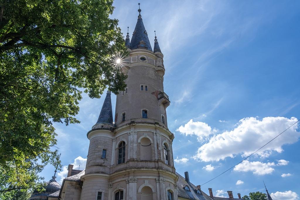 Pałac w Bożkowie Kotlina Kłodzka