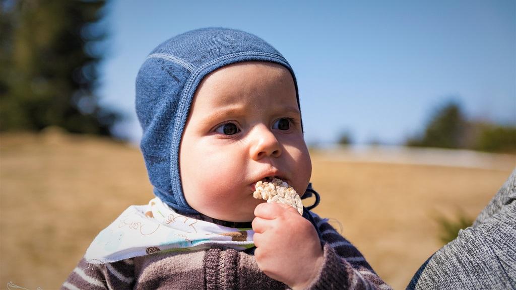 Co dzieci jedzą w górach