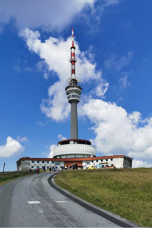 Pradziad Wieża Telewizyjna