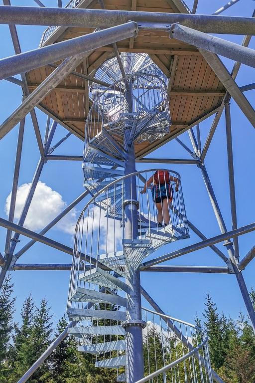 Wieża na Kłodzkiej Górze