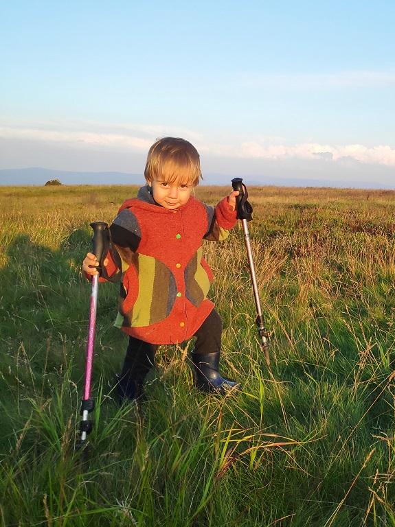 Jak Ubrać Dziecko w Góry Jesienią jesienią