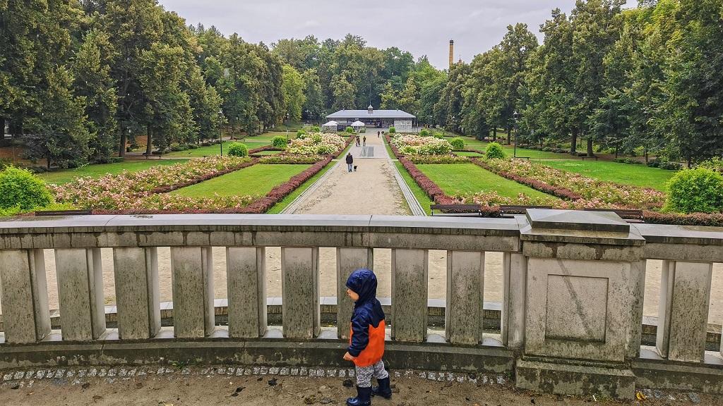 Polanica Zdrój Park Szachowy