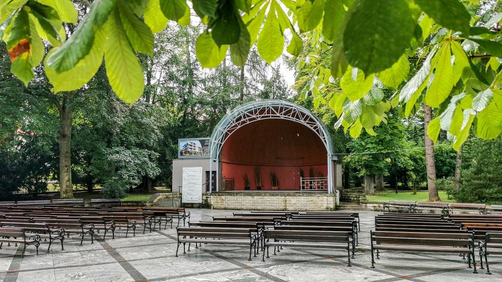 Polanica Zdrój Park