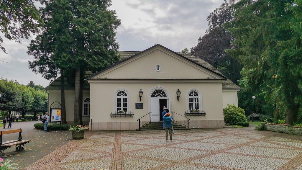 Dworek Chopina w Dusznikach Zdrój