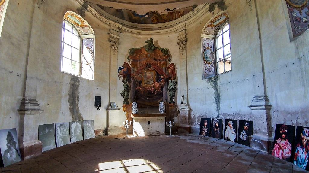Pałac w Sarnach
