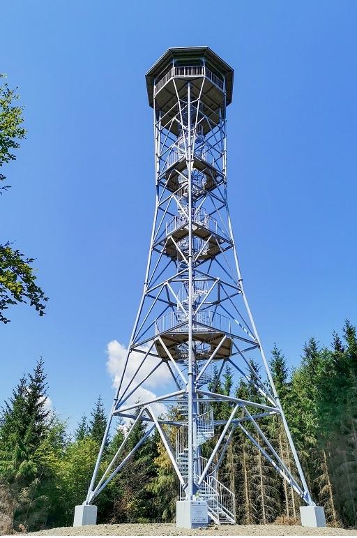Kłodzka Gora Wieża Widokowa