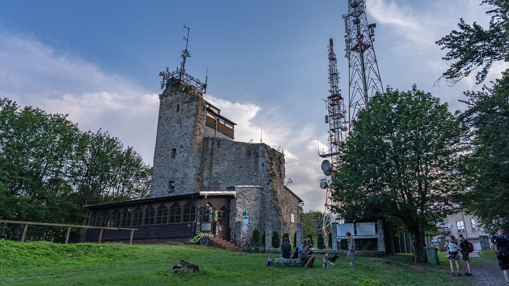 Chełmiec wieża