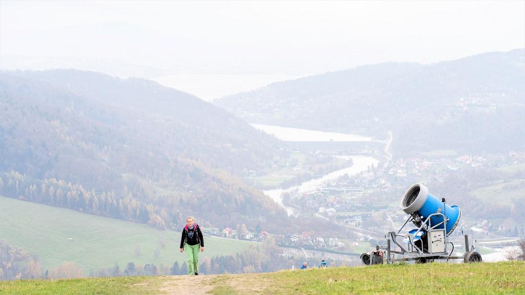 Góra Żar szlak