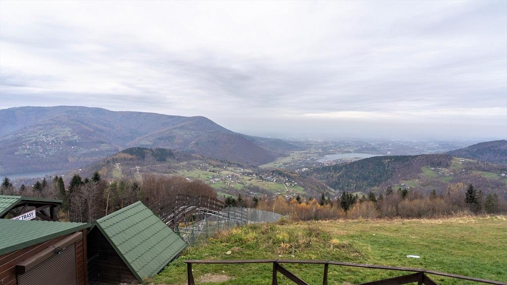 Góra Żar Panorama