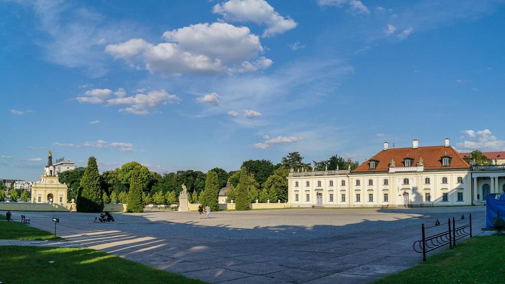 Dzieciniec Paradny Pałac Branickich