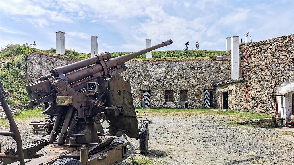 Srebrna Góra Fort