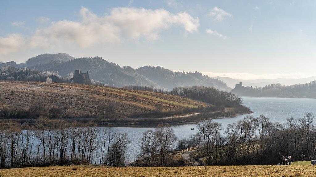 zamek w czorsztynie i nidzicy