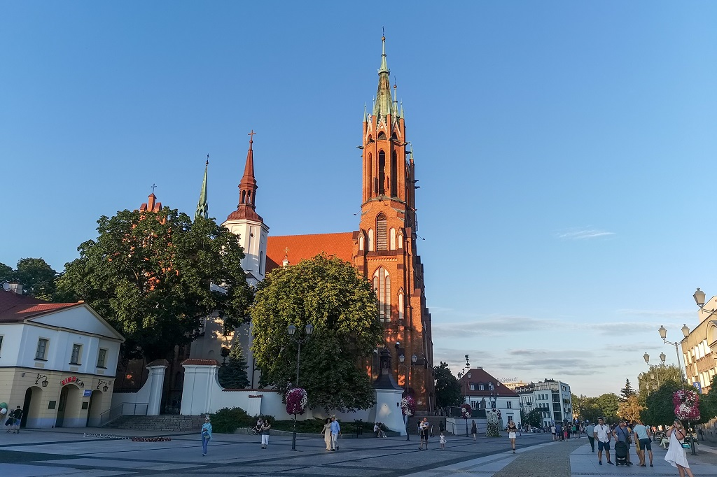 Bazylika Mniejsza Wniebowzięcia NMP w Białymstoku
