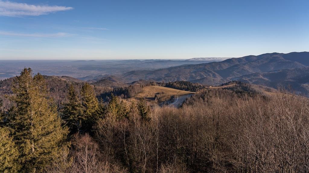 koziarz panorama