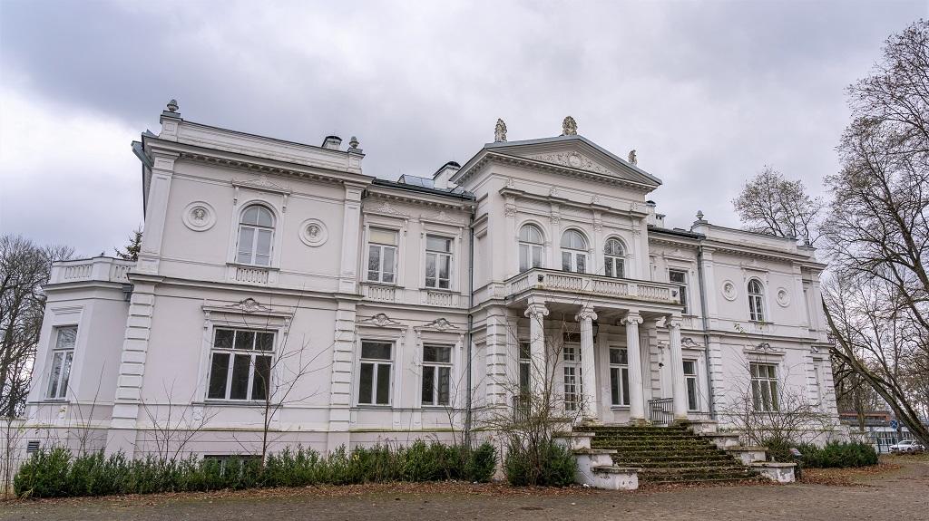 pałac lubomirskich białystok