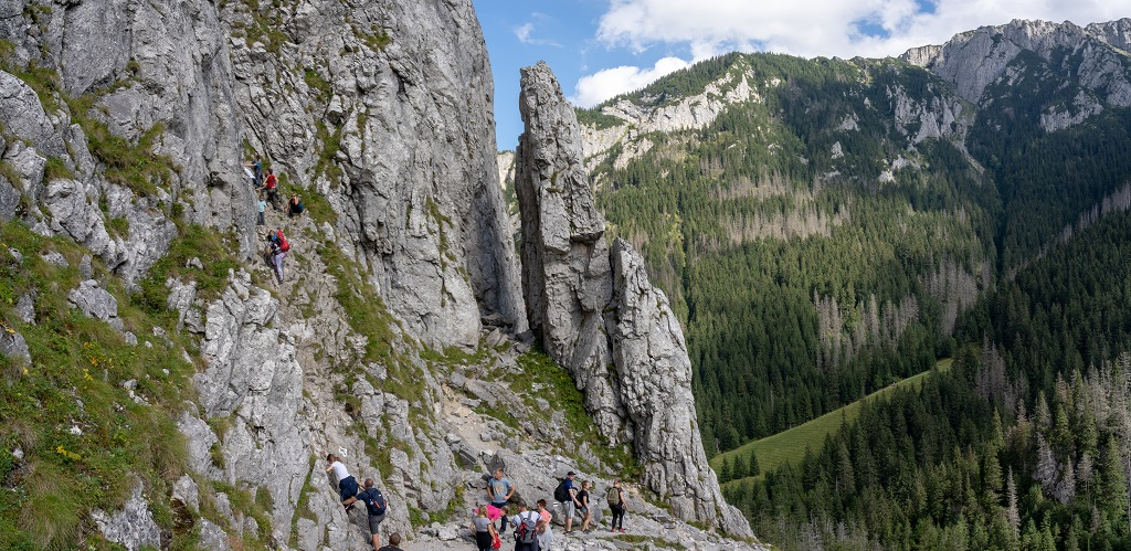 jaskinia raptawicka szlak