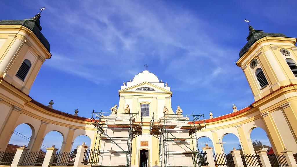 Tykocin Kościół św Trójcy - ciekawe miejsce na Podlasiu