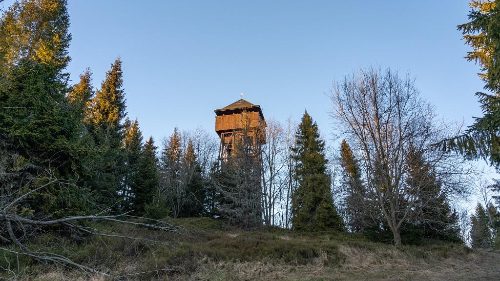 magurki wieża widokowa