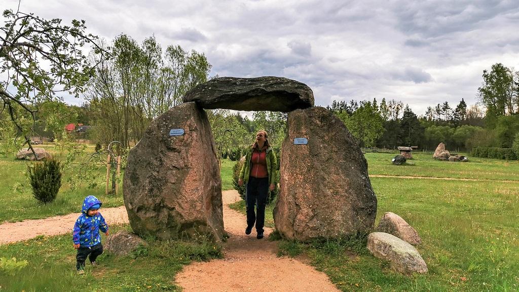 Silvarium w Poczopku - zwiedzanie podlasia