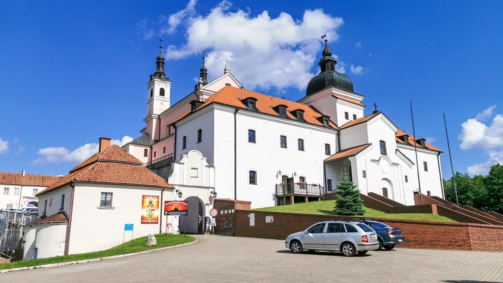 Pokamedulski Klasztor Wigierski