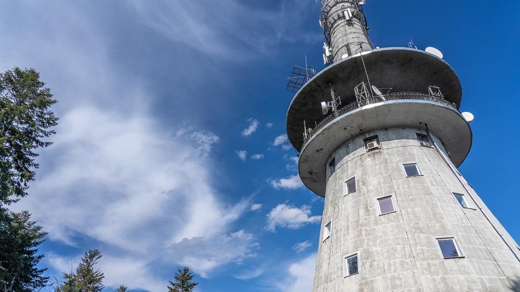Łysa Góra wieża