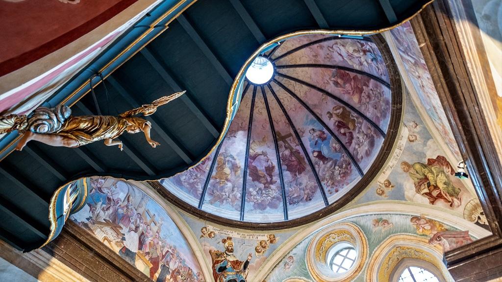 Święty Krzyż Kaplica Oleśnickich