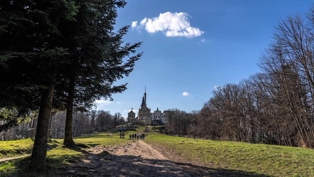 Klasztor na Łysej Górze