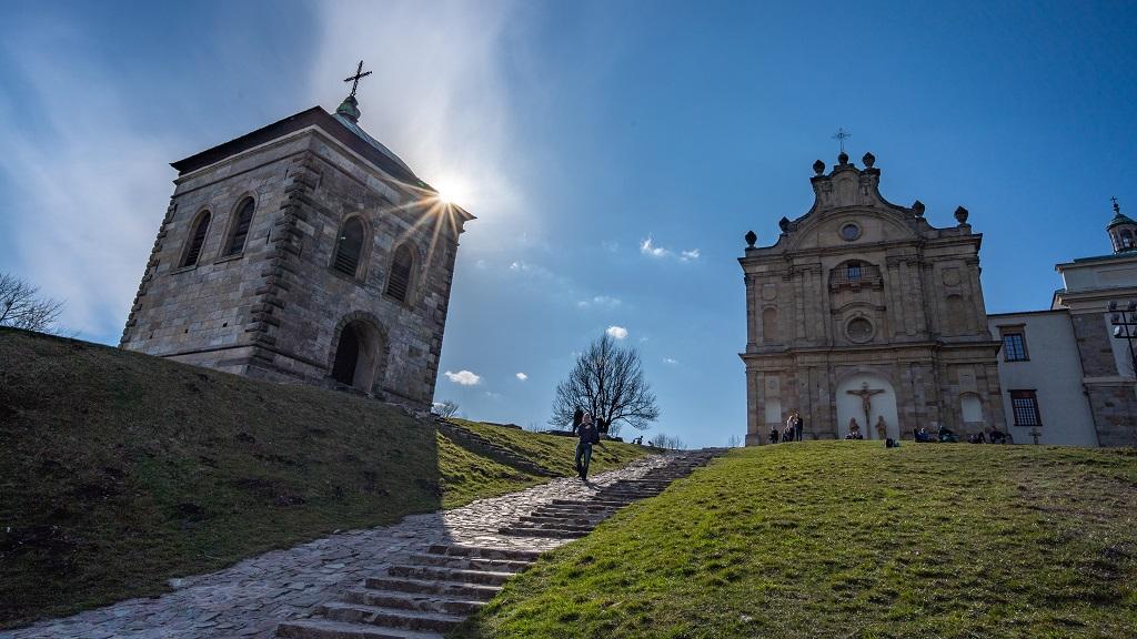 Łysa Góra Klasztor