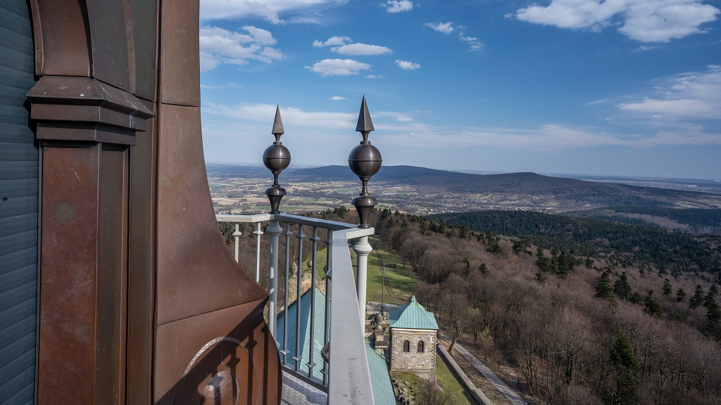 Wieża Widokowa na Łysej Górze