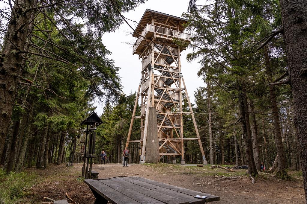 Radziejowa wieża widokowa