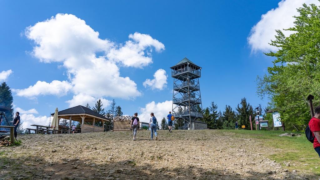 czantoria wieża widokowa