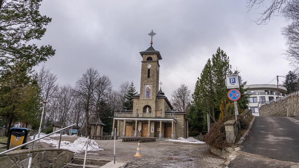 szczyrk kościół