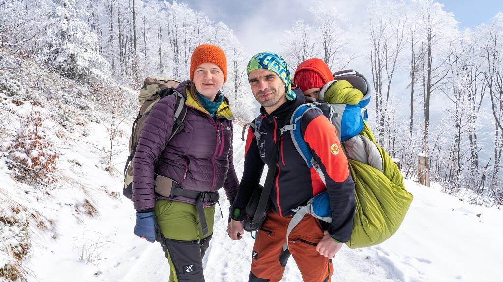szlaki turystyczne Klimczok