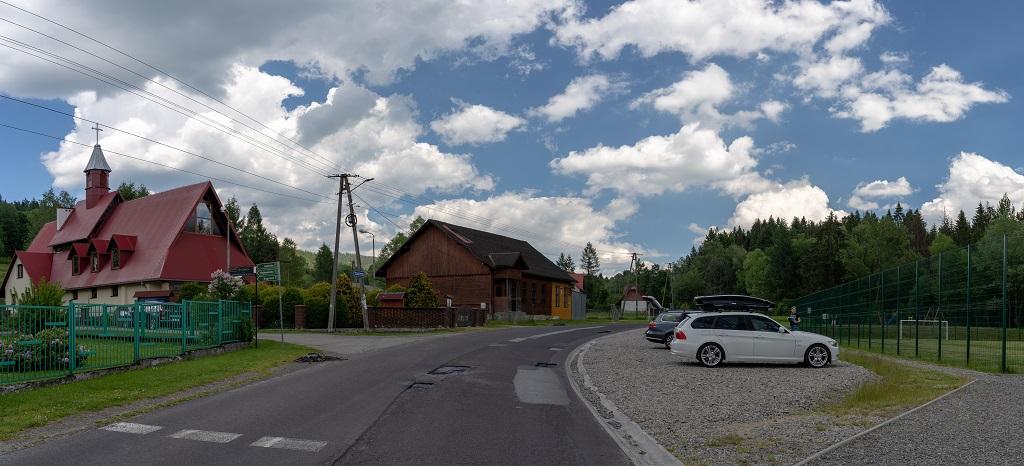 Glinka parking