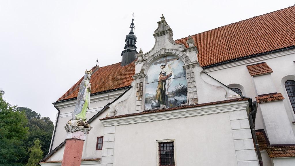 Kazimierz Dolny Sanktuarium