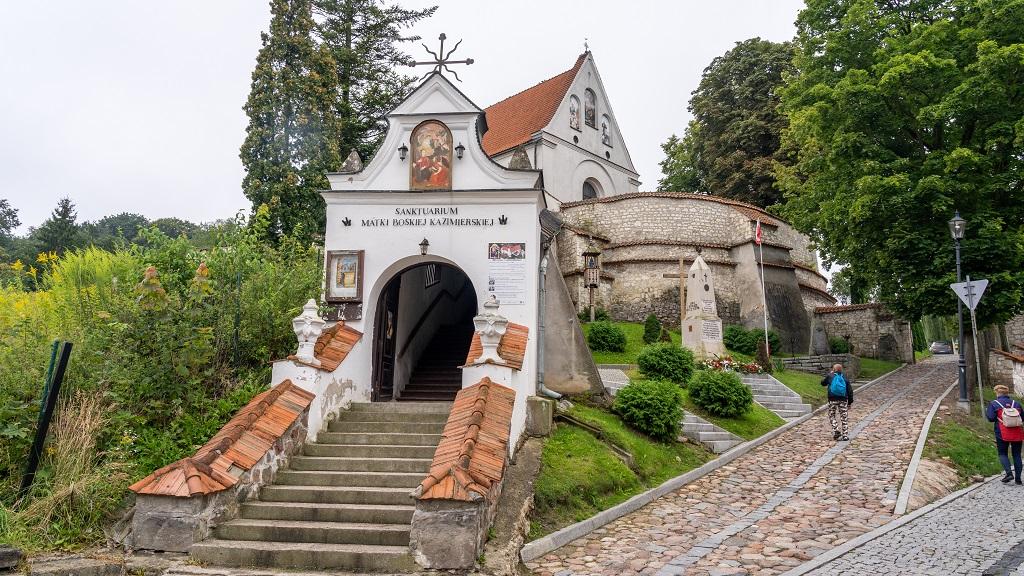 Sanktuarium w Kazimierzu Dolnym