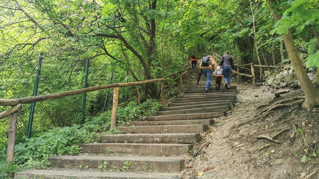 Wzgórze Trzech Krzyży w Kazimierz Dolnym
