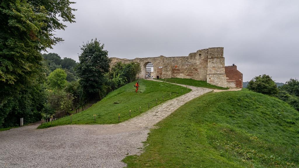 Zamek w Kazimierzu Dolnnym