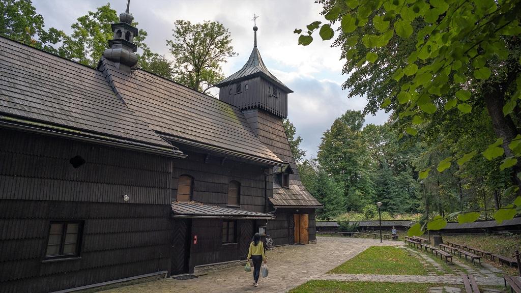 Sanktuarium Św. Jakuba Apostoła w Szczyrku