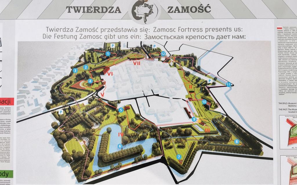 Twierdza Zamosc