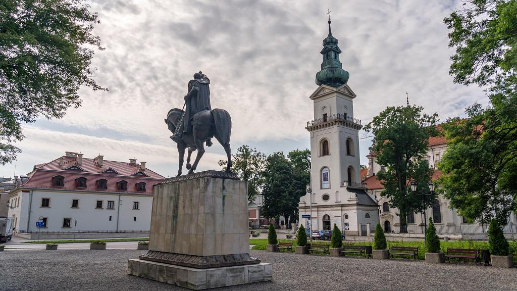 Pomnik Zamoyskiego