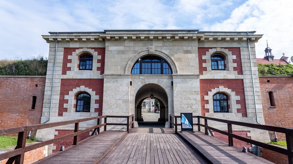 Brama Szczebrzeska w Zamosciu