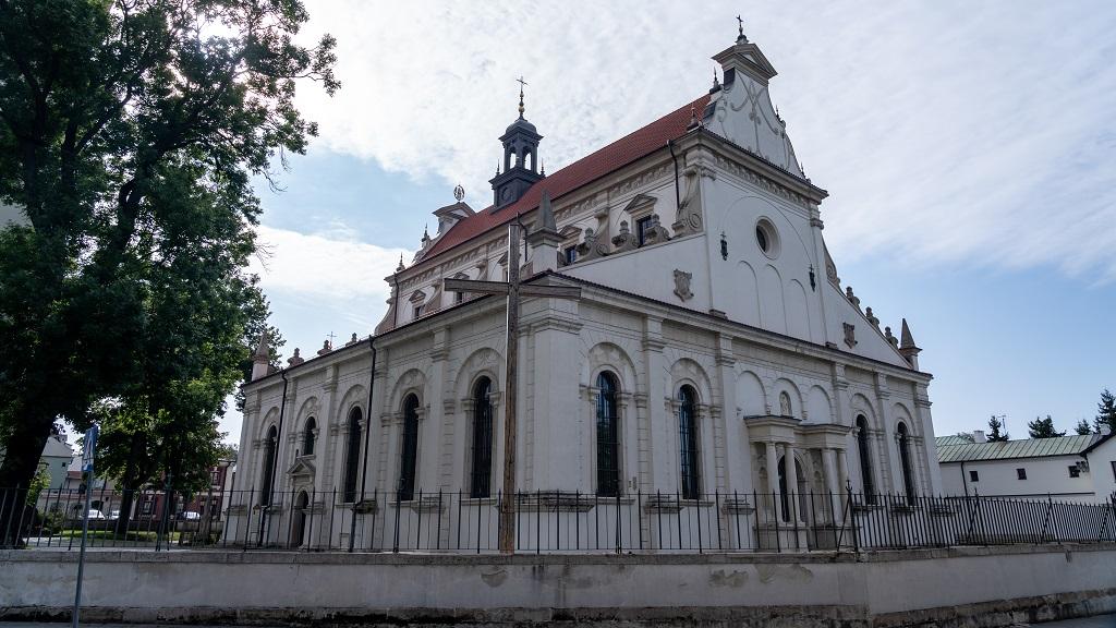 katedra w zamosciu