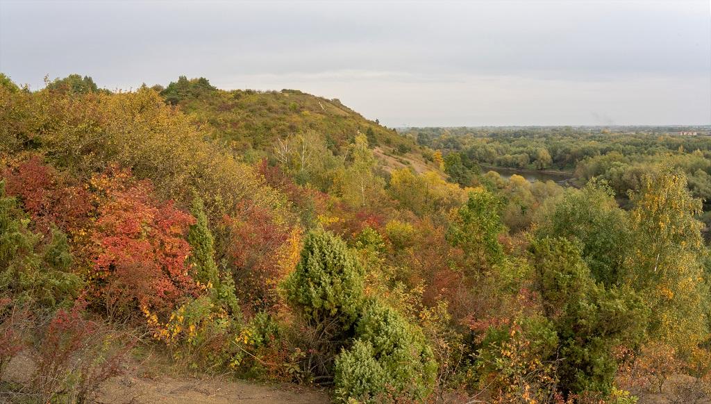 Góry Pieprzowe szlak